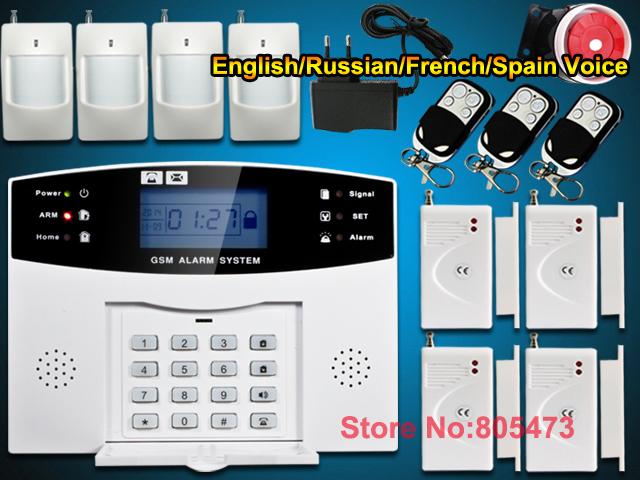 Promoci n de sistema de alarma gsm compra sistema de - Sistema de alarma gsm ...