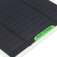 ALLPOWERS 6V 500mAh 3W Mini Monocrystalline Solar Panel Small DIY PET Solar Panel  Power Portable Outdoor Charger