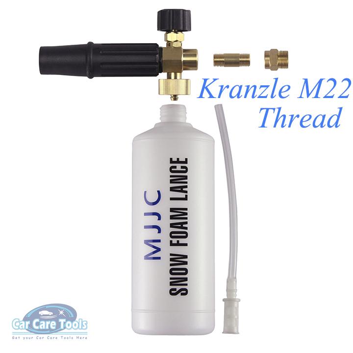 Гаджет  Kranzle M22 Foam Lance for Professional and DIY user None Автомобили и Мотоциклы