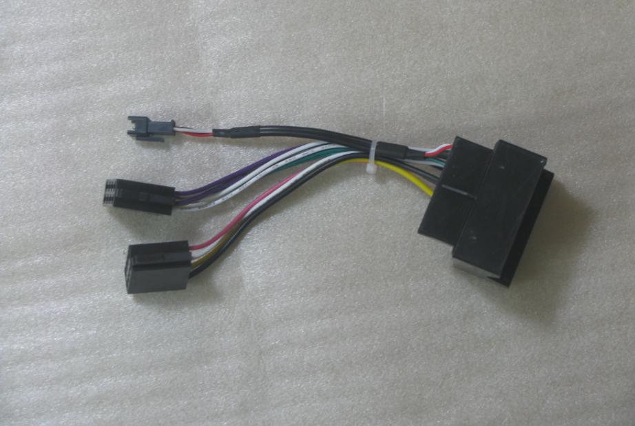 easy install / update RCN210 can Canbus adapter cable VW golf vi jetta 5 6 MK5 MK6 passat b6 polo - Zeshen International Trade LTD. store