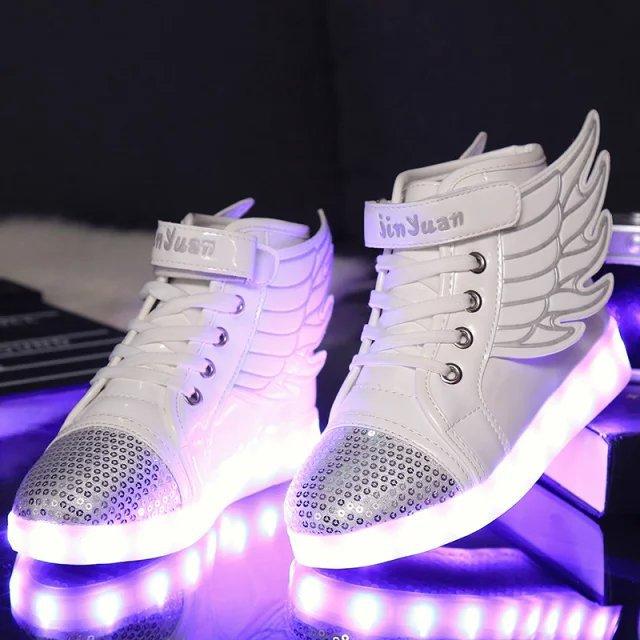 jongens led schoenen