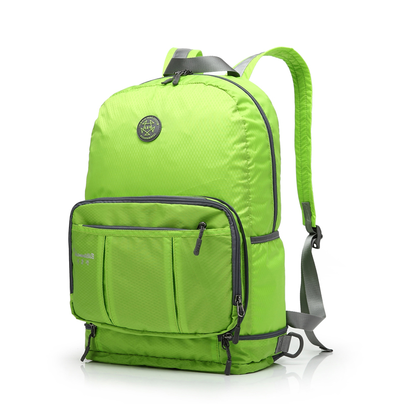 Hot! 2015 High Quality Women backpacks Men Outdoor Unisex climb camping hiking Travel Bags and Schoolbags Foldable Bags 8006(China (Mainland))