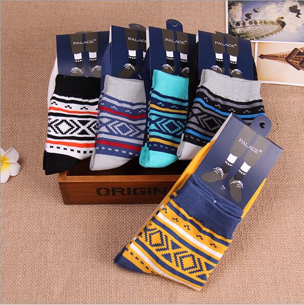 2015 новый бизнес свободного покроя мужские носки мужские носки