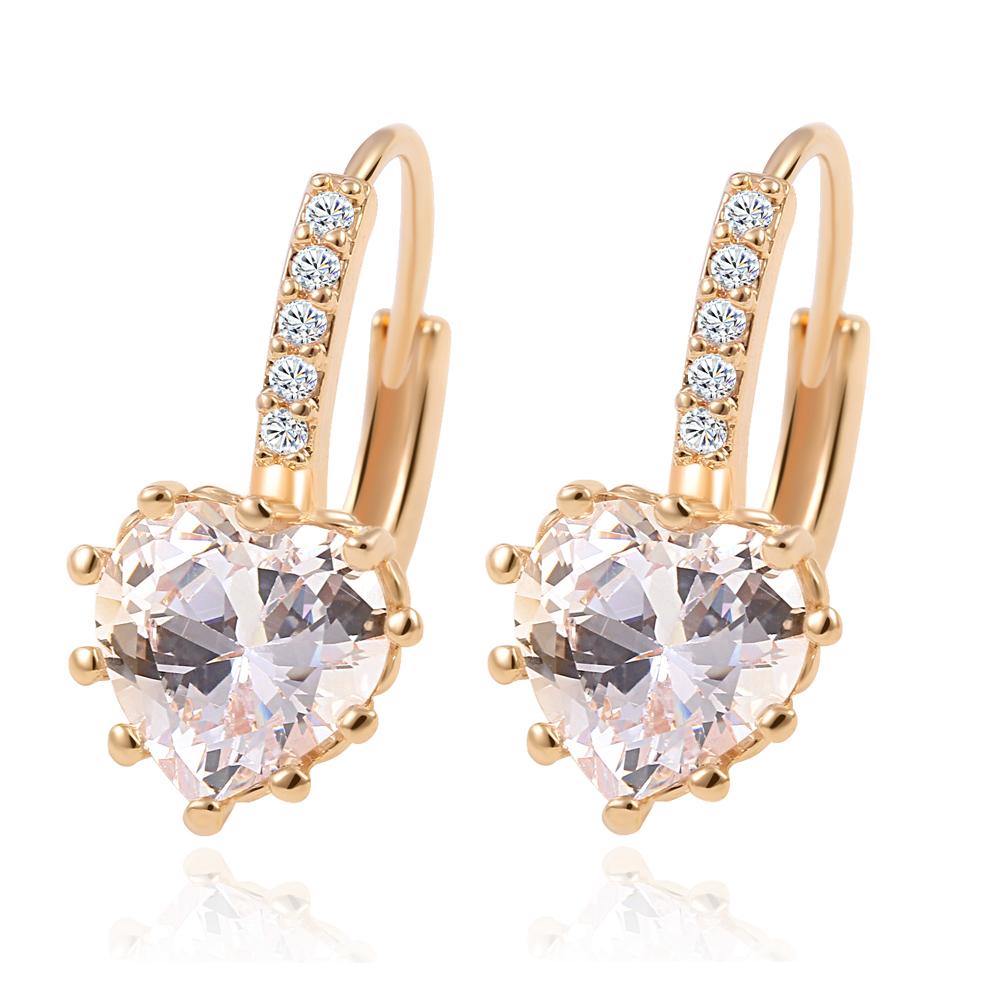 Creative Women Gt Earrings Gt Women39s White Gold Stud Earrings