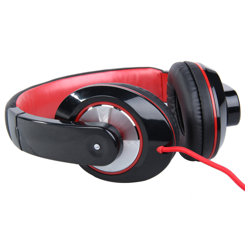 IP-780 Fashion Bass Stereo Gaming Headset with Omnidirectional Microphone NIE#<br><br>Aliexpress