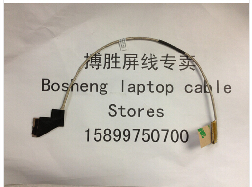 New Laptop LCD VGA Cable for ASUS 1008 EPC EEE PC 1008HA 1008P cable 1422-00NR000 asus 1008 Screen Laptop display cable(China (Mainland))
