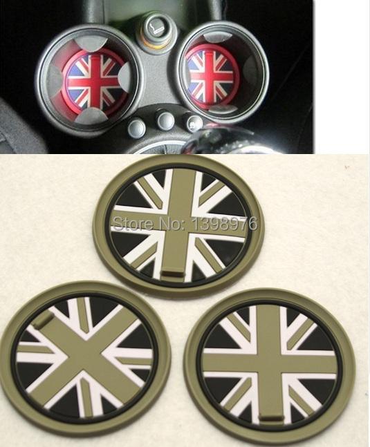 Коврик для панели в авто 3PCS JCW R55 R56 R57 R58 56 5mm aluminium jcw wheel center hub caps emblem sticker for mini copper r50 r52 r53 r55 r56 r57 r58 r59 r60 r61 r62 f55 f56