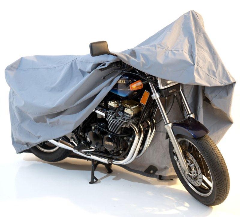 Portable Motorcycle Enclosures : Silver xxxl size cm motorcycle covering outdoor