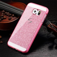 Buy S5 S6 Case Glitter Bling Diamond Case Samsung Galaxy S5 S6 S7 Edge Plus Ultra Slim Hard PC Back Cover Case Phone Shell for $1.79 in AliExpress store
