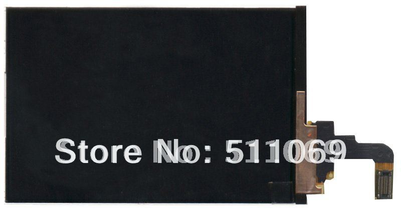 For iPhone 3G lcd screen AA quality without erro-pixel by free shipping(China (Mainland))