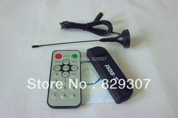 New Mini USB ISDB-T Free Signal TV Stick HDTV Tuner Receiver for PC Laptop