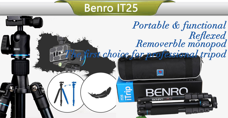 Benro IT25-new