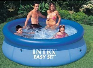 INTEX imported original authentic indoor and outdoor swimming pool children play adult swim villa home take a shower(China (Mainland))
