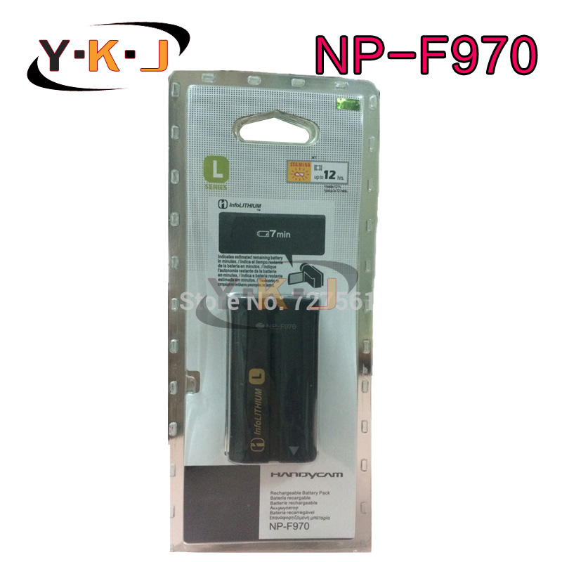 NP-F970 NP F970 NP F930 Camera Battery for SONY F950 F960 F770 MC1500C 190P 198P F950 MC1000C HD1000C V1C Z5C Z7C PD198P 150P(China (Mainland))