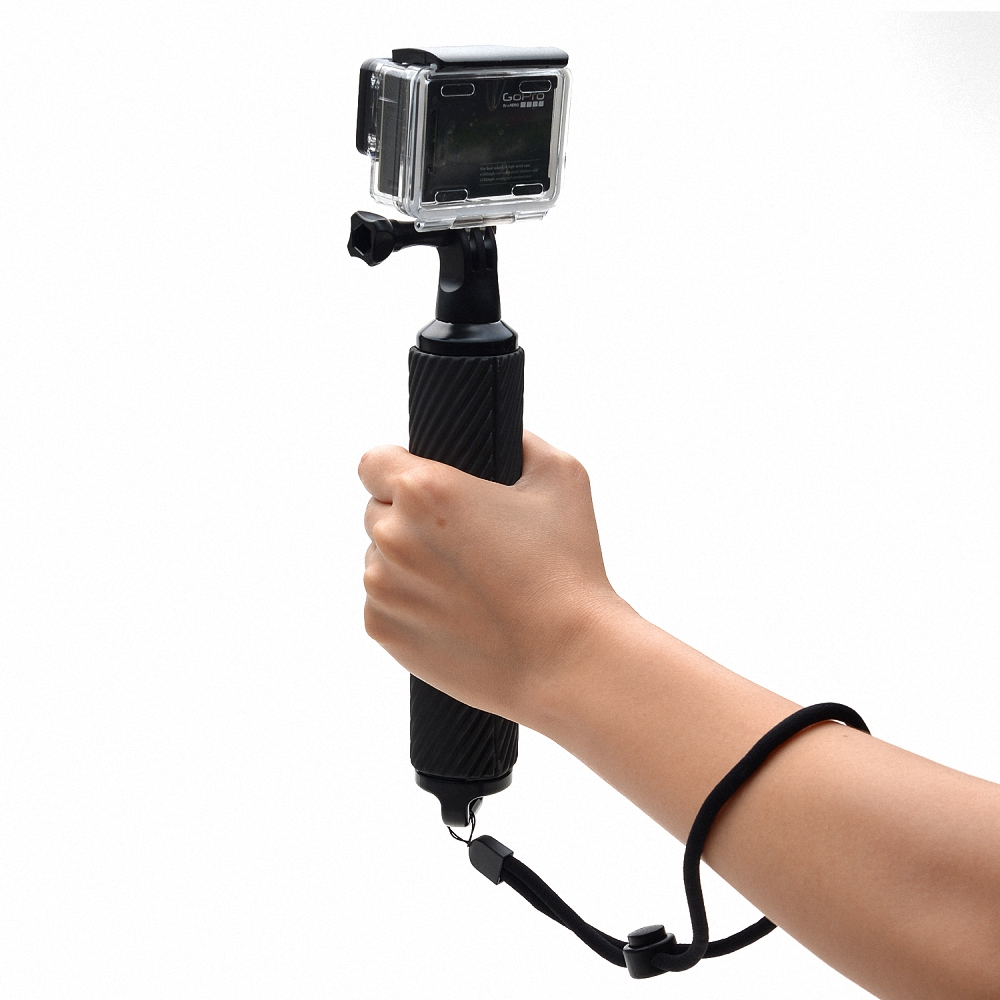 Gopro Accessories Floating Handle Bar Handheld Stick Monopod Hand Grip for Xiaomi Yi Action Camera GoPro Hero5 4 3+3 2