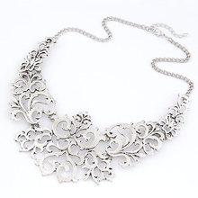 Collier Femme Statement Necklaces Pendants Fashion Choker Necklace For Women 2014 2015 Men Colar Vintage Jewelry