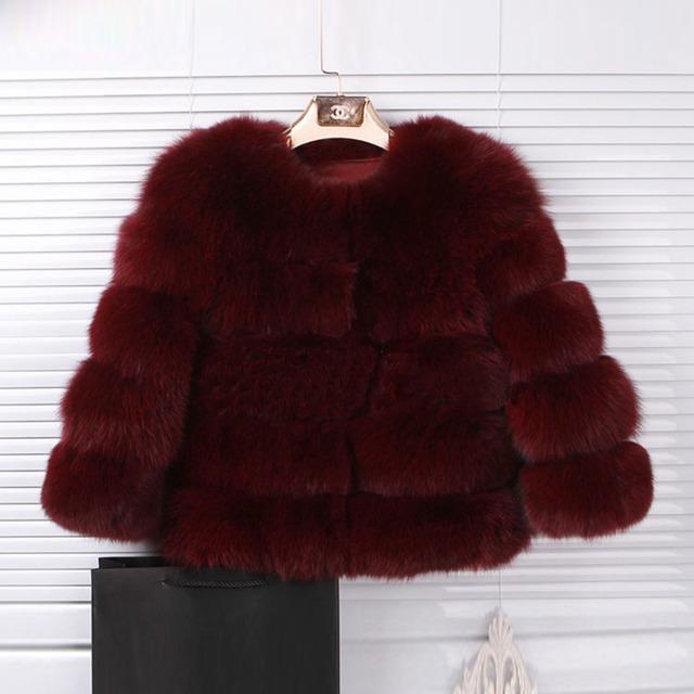 Мех история игрушек 151259 Новый стиль дамский зима теплая настоящее финляндия куртки ...