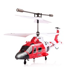 SYMA S111G Gyro Electric 3CH 3 Channel Metal Infrared Mini Micro Coaxial Best RC Helicopter Remote Control RTF Helicopters