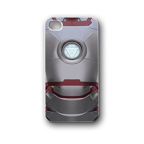 silver ironman body armor case for iPhone 4s 5s 5c 6 6s Plus iPod Touch 4 5 6 Samsung Galaxy s2 s3 s4 s5 mini s6 s7 note 2 3 4 5(China (Mainland))