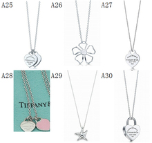 Hot 925 sterling silver jewely tiffanys style Necklace EarringsThe classic TFN style bracelet With Original box Light-Up Toys(China (Mainland))