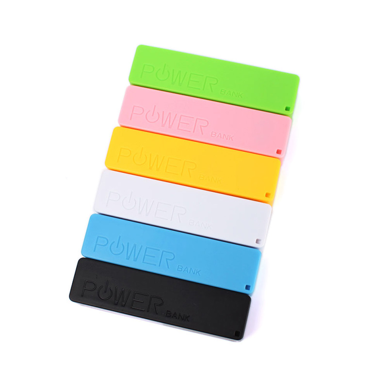 Portable Powerbank Power Bank USB 1x 18650 Battery Charger Case Box for Mobile Phone MP3 #69257(China (Mainland))