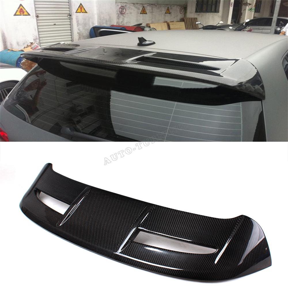 2010-2013 MK6 RS Style Carbon Fiber Rear Wing Lip, Auto Car Trunk Spoiler For VW Golf6 Golf VI (Fit For Golf6 Non GTI Non R20)<br><br>Aliexpress
