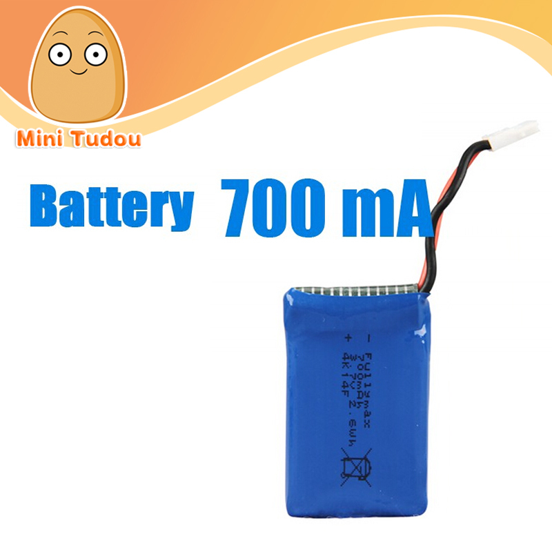 3.7V 700Mah Battery For Cheerson CX-30W CX-30C Quadcopter Spare Parts Lipo Battery 3.7V Mini RC Helicopter Parts(China (Mainland))