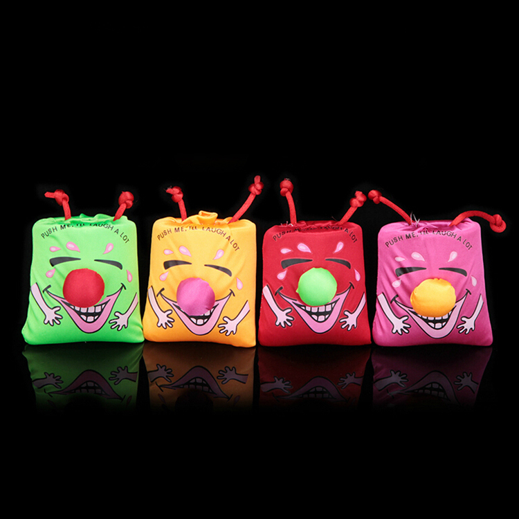 2015Hot Sale Large Creative And Funny Music Laugh Bags - Color Random Toy-01244(China (Mainland))
