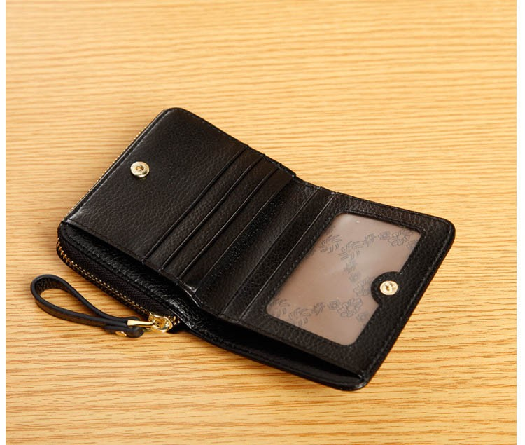 Women genuine leather wallets 18