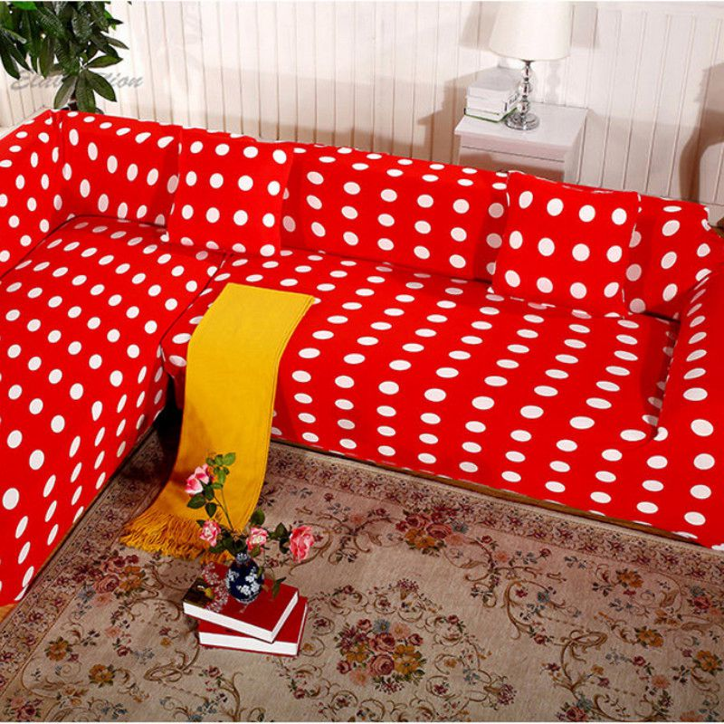 all-inclusive slip-resistant fabric cover Sofa tight wrap overtrek elastic funda sofa towel sofa slipcover sectional couch cover(China (Mainland))