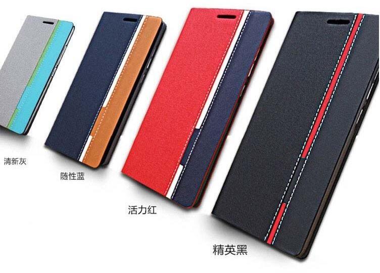 Original Phone Case for Sony Z5 E6603 E6633 E6653 E6683 PU Leather Flip Wallet Mobile Cover Bag Stand House Coque Xperia Z5