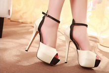 Free Shipping Size35 42 Sexy Fashion Party Shoes Woman Zapatos Mujer High Heels Shoes 4 5cm