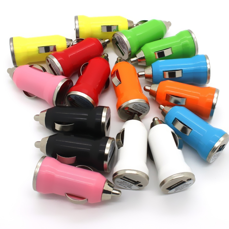 Free shipping 20PCS/LOT 5V-1A Mini USB Car Charger Adapter for Samsung Galaxy S4 i9500 SIV S3 i9300 SIII(China (Mainland))