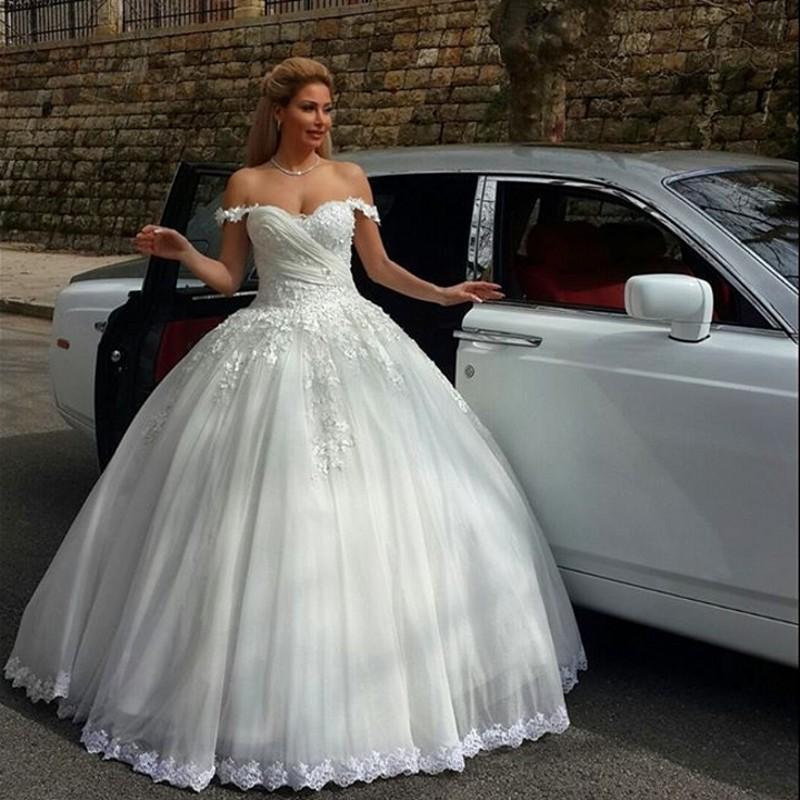 Robe De Mari E Type Princesse Id Es Et D 39 Inspiration Sur Le Mariage