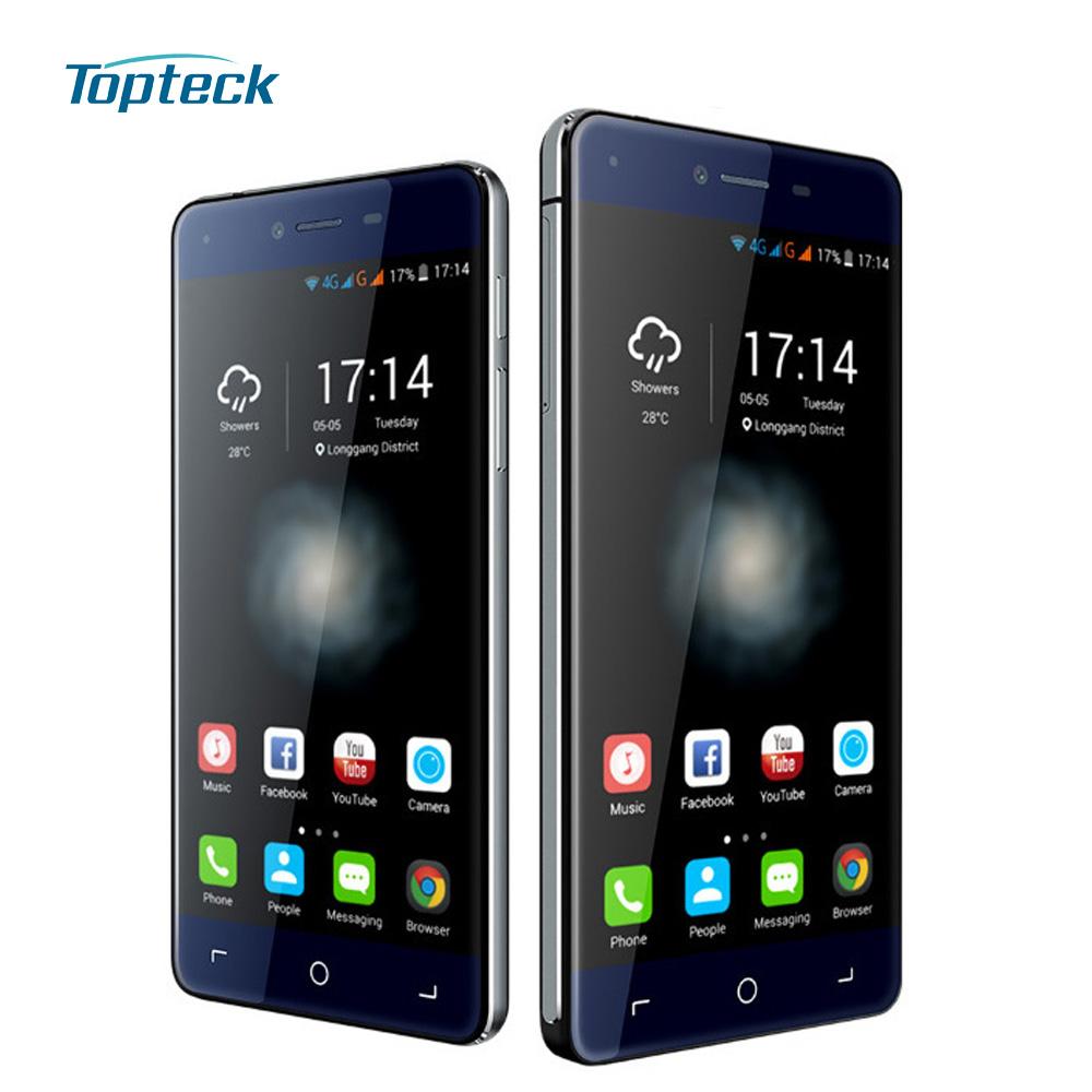 "Elephone S2 Plus 4G LTE 5.5"" 1280*720 IPS Smartphone Android 5.1 Quad Core MTK6735P 2GB+16GB 13MP Dual SIM 2600mAh Mobile Phone(China (Mainland))"