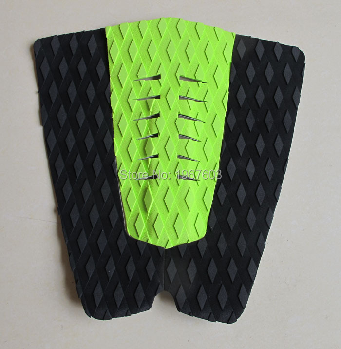 Surf Tail Pad_Green with black_001