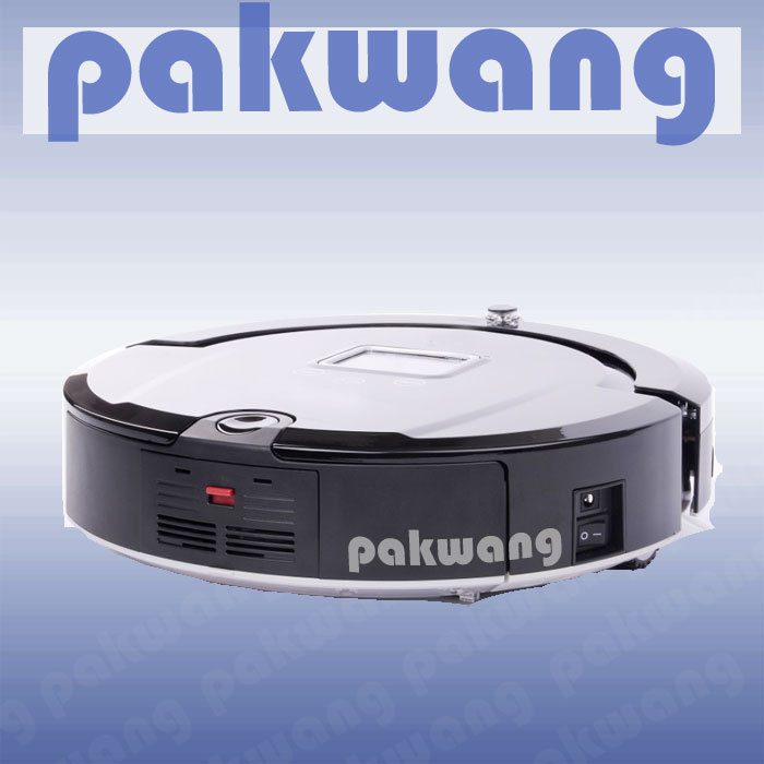 Robotic intelligent vacuum cleaner, remote control mini vacuum cleaner(China (Mainland))