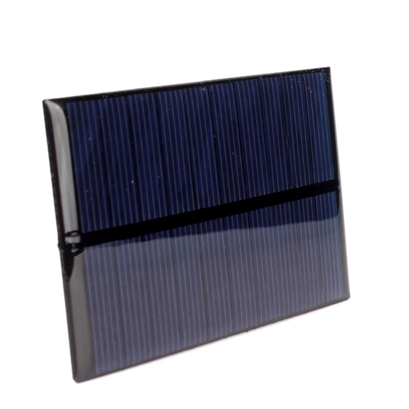 Solar Panel Module 5V 240mA 1.2W DIY for Cell Charger Toy #69410(China (Mainland))