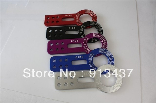 BENEN-0185 Front  Tow Hook Set(red,blue,golden,purple) universal free shipping
