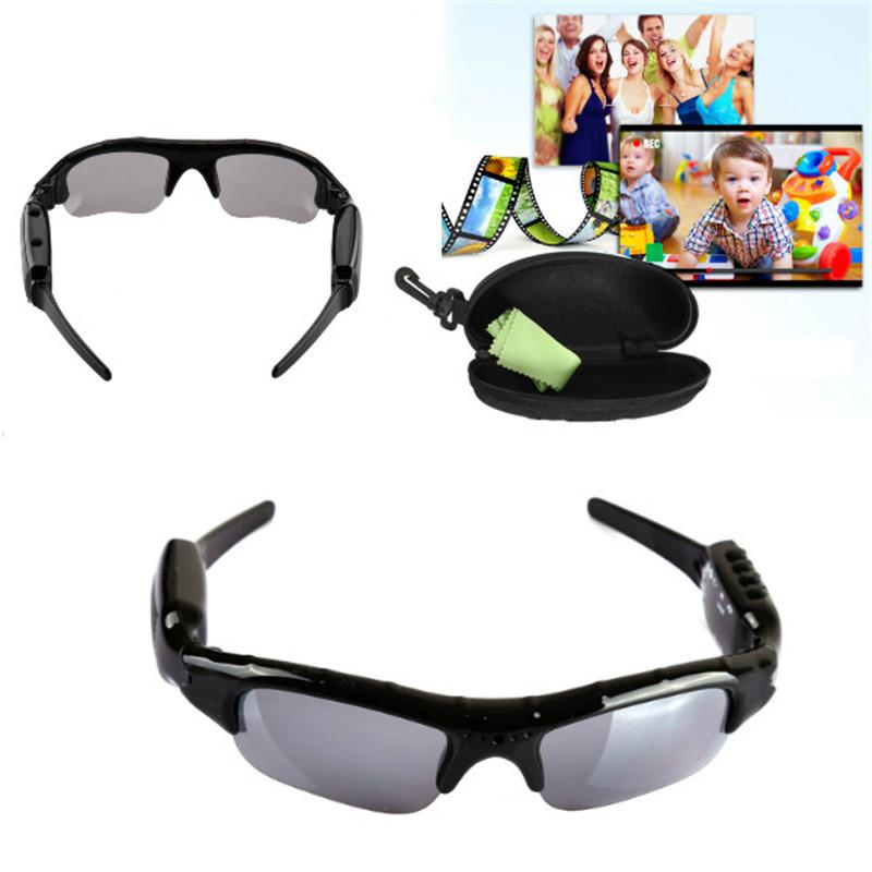 2016 New Digital Video Recorder Camera DV DVR Eyewear Sunglasses Camcorder Recor