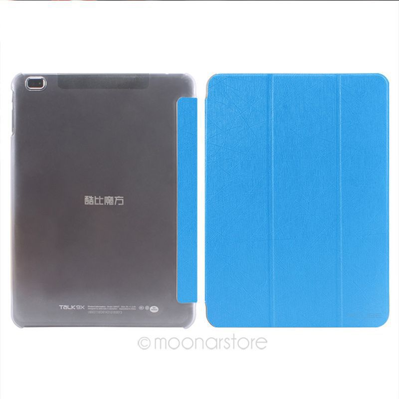 High quality 9 7 inch Cube Talk 9x PU Leather Case Protective Cover for Cube U65GT