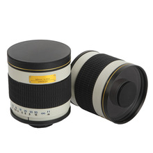 Buy 500mm F/6.3 Telephoto Manual Mirror Lens + T2 Adapter Nikon D3200 D3300 D5200 D5500 D7000 D7200 D800 D700 D90 Camera DSLR for $130.03 in AliExpress store