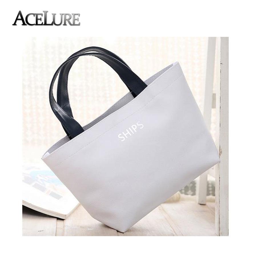 White Casual Women Shoulder Bags PU Leather Female Big Tote Bags for women Handbag Large Capacity sac a main Bolsa Feminina(China (Mainland))