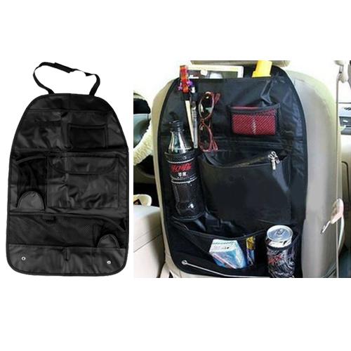 Car Seat Back Pockets Tidy Organizer Holder Storage Bag Travel()
