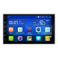 Android 4 4 Car Radio Stereo 7 inch Capacitive Touch Screen High Definition 1024x600 GPS Navigation