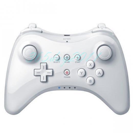 2014 New White Wireless Bluetooth Remote U Pro Controller Gamepad Nintendo Wii - Favor_store9th store