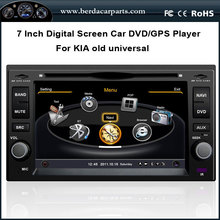Universal Car DVD For KIA SPORTAGE CERATO CARENS With GPS Radio BT Support DVR Free Map