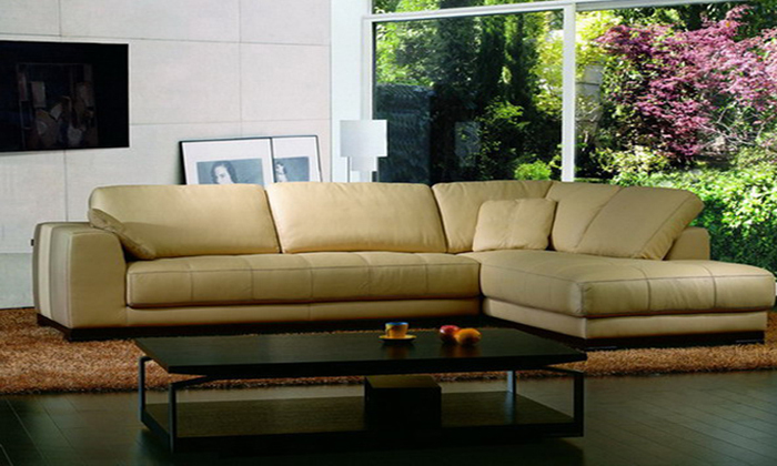 Modern Corner Sofa Set Designs The