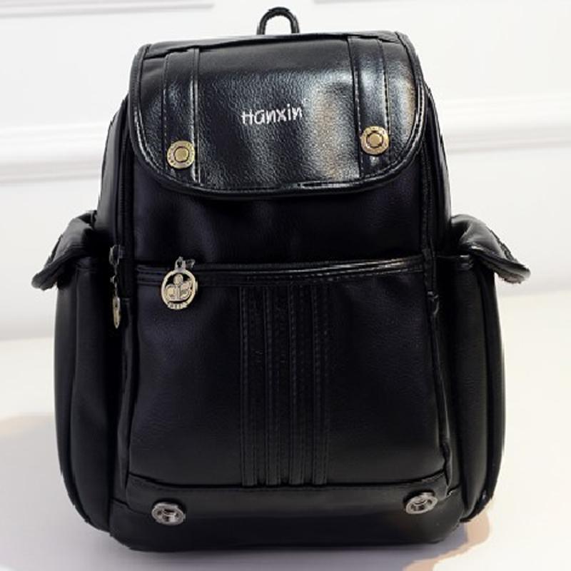 Rug Tas Dames : Black backpack sac a dos femme mochila mujer rugtas dames