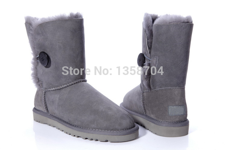 Winter snow boots 2014 new fashion knee high boots snow shoes winter boots women flats snow knee high boots Joker design